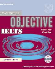 Objective IELTS – Intermediate(Student's book with CD-ROM)